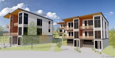 Colorado Springs Condo/Townhouse Active: 2236 Glenn Street