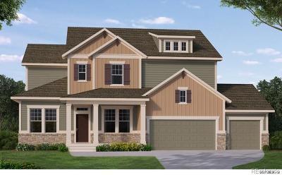 Aurora Single Family Home Active: 8565 South Zante Court