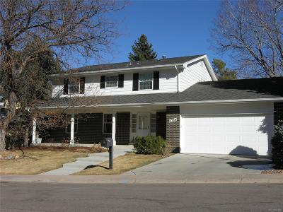 Denver CO Single Family Home Active: $619,900
