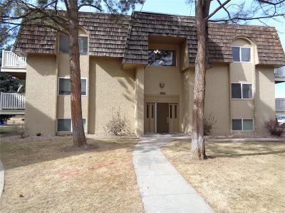 Denver Condo/Townhouse Under Contract: 7625 East Quincy Avenue #302