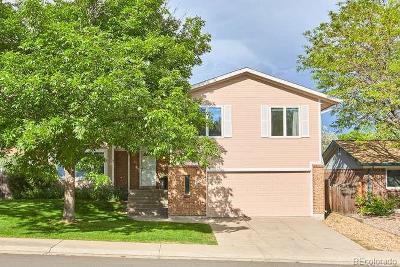 Lakewood Single Family Home Under Contract: 2240 South Eldridge Street