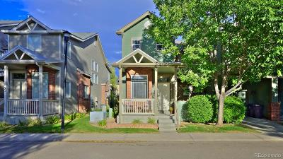 Boulder County Condo/Townhouse Active: 818 South Terry Street #97