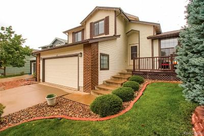 Highlands Ranch Single Family Home Active: 355 Saddlewood Circle