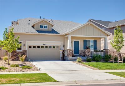 Aurora Single Family Home Active: 6324 South Harvest Street