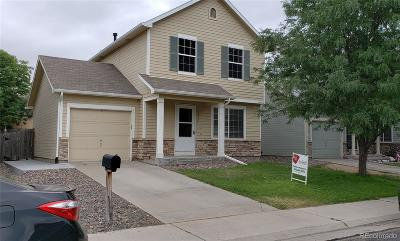 Commerce City Single Family Home Active: 11832 East 116th Drive