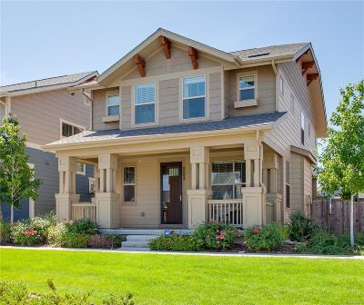Denver Single Family Home Active: 8094 East 49th Drive