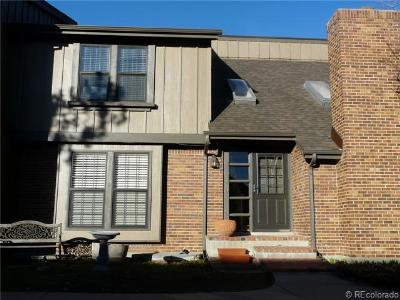 Condo/Townhouse Sold: 8240 East Phillips Place