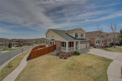 Aurora Single Family Home Active: 4990 South Flat Rock Way
