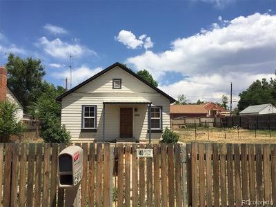 Denver Single Family Home Active: 1974 South Huron Street