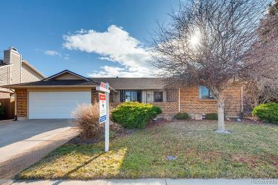 Denver Single Family Home Active: 3972 West Tufts Avenue