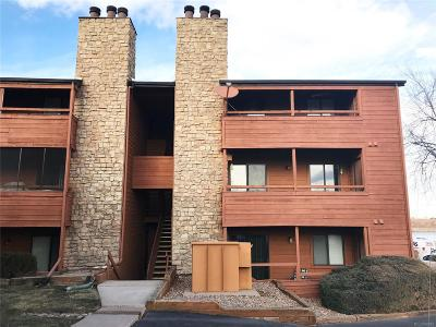 Englewood CO Condo/Townhouse Active: $175,000