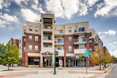 Five Points Condo/Townhouse Active: 2550 Washington Street #308