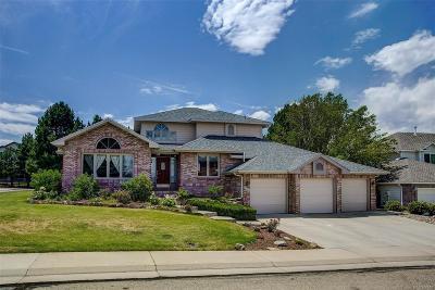 Lafayette Single Family Home Under Contract: 2228 Tamarron Lane