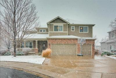 Broomfield Single Family Home Under Contract: 14052 Fox Ridge Drive