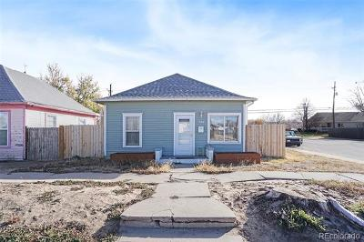 Fort Lupton Single Family Home Active: 402 Harrison Avenue
