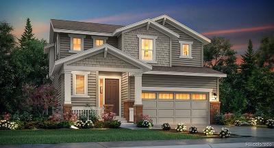 Commerce City Single Family Home Active: 9522 Pagosa Street
