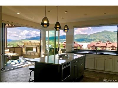 Steamboat Springs Single Family Home Active: 2535 Flat Tops Ct.