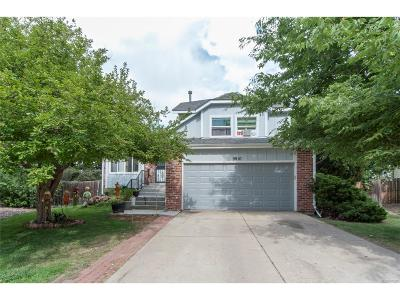 Westminster Single Family Home Under Contract: 9910 Holland Circle