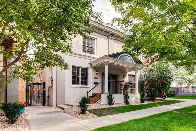 Denver CO Condo/Townhouse Active: $475,000