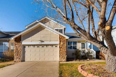 Thornton Single Family Home Under Contract: 11913 Elm Drive