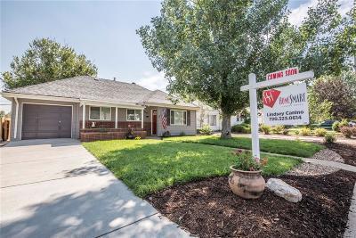 Denver CO Single Family Home Active: $355,000