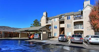 Littleton Condo/Townhouse Under Contract: 7459 South Alkire Street #102