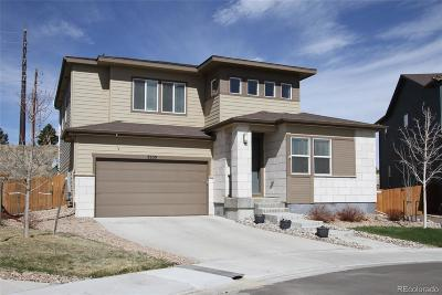 Castle Rock Single Family Home Active: 3259 Ghost Dance Drive