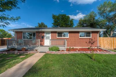 Centennial Single Family Home Under Contract: 7276 South Birch Street