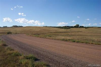 Castle Rock CO Residential Lots & Land Active: $500,000