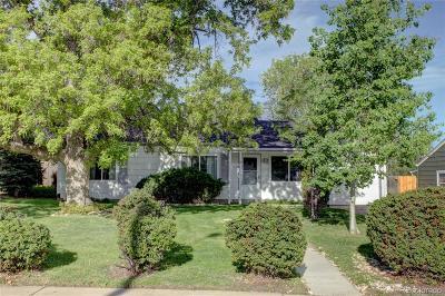 Single Family Home Active: 3083 South Grape Way