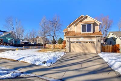 Littleton Single Family Home Active: 5425 South Simms Way