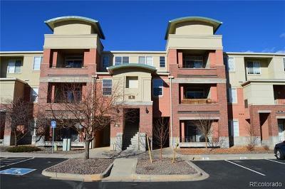 Denver Condo/Townhouse Active: 4100 Albion Street #421