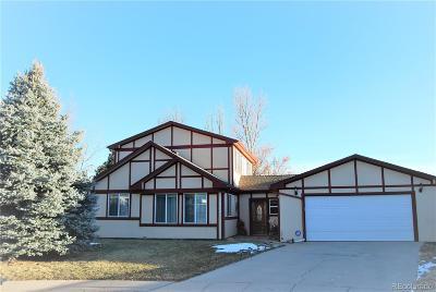 Colorado Springs Single Family Home Active: 6925 Casper Court