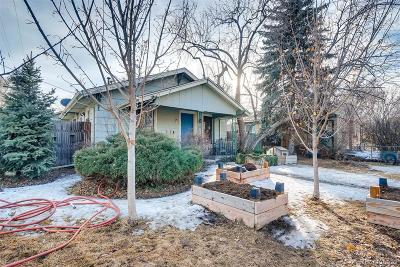 Edgewater Single Family Home Under Contract: 6240 West 24th Avenue