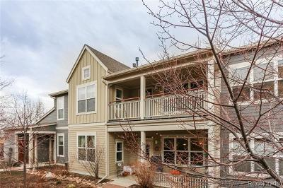 Boulder Condo/Townhouse Active: 1420 Lee Hill Road #4