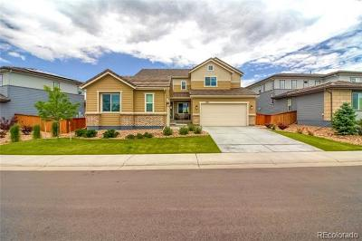 Parker Single Family Home Active: 13847 Box Turtle Loop