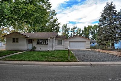 Wheat Ridge Single Family Home Under Contract: 4455 Moore Court