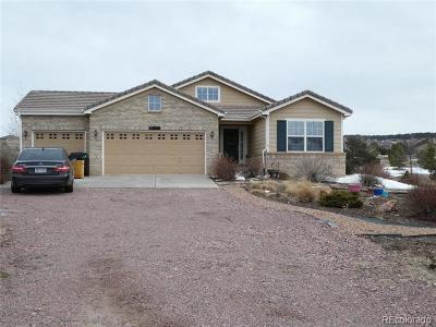 Monument Single Family Home Active: 1645 Bowstring Road
