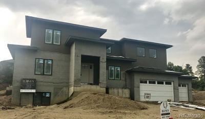 Castle Rock CO Single Family Home Active: $1,395,000