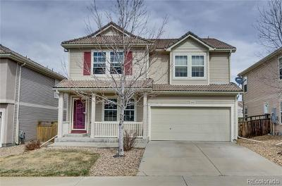 Castle Rock Single Family Home Active: 3625 Dinosaur Street