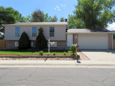Thornton Single Family Home Active: 11050 Eudora Circle