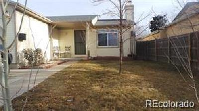 Denver CO Single Family Home Active: $310,000