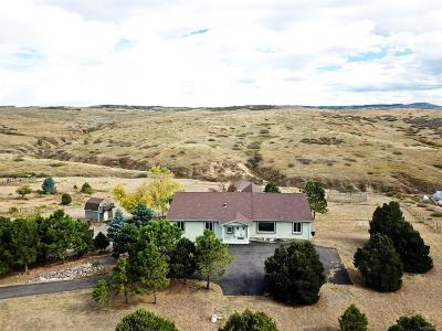 Littleton Single Family Home Under Contract: 10426 North Chatfield Drive