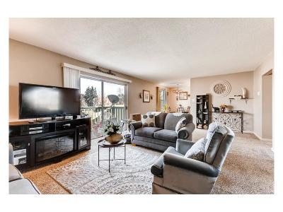 Aurora Condo/Townhouse Under Contract: 2130 South Vaughn Way #206E