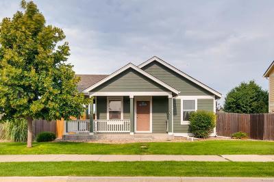 Strasburg Single Family Home Under Contract: 2763 Quarterland Street