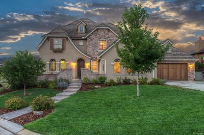 Highlands Ranch Single Family Home Active: 10692 Flowerburst Court