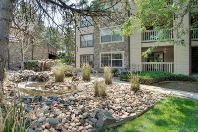 Englewood Condo/Townhouse Active: 9190 East Arbor Circle #C
