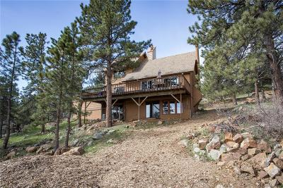 Boulder Single Family Home Under Contract: 8364 Larkspur Road