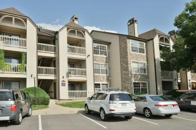 Englewood Condo/Townhouse Active: 9110 East Arbor Circle #J