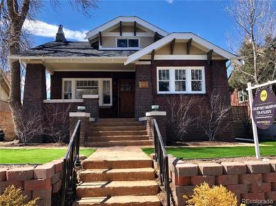 Denver Single Family Home Active: 773 Josephine Street